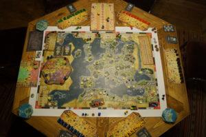 Era of Tribes - Spieltisch